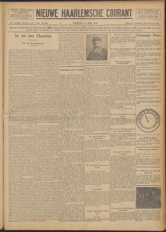 Nieuwe Haarlemsche Courant 1928-05-18