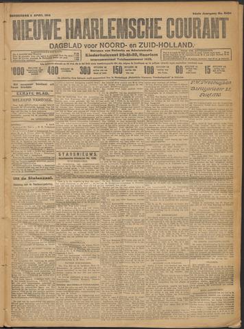 Nieuwe Haarlemsche Courant 1914-04-02