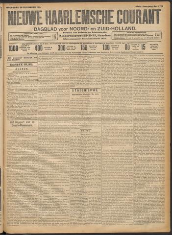 Nieuwe Haarlemsche Courant 1911-12-20