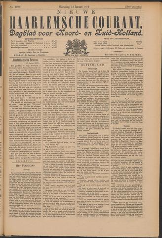 Nieuwe Haarlemsche Courant 1899-01-18