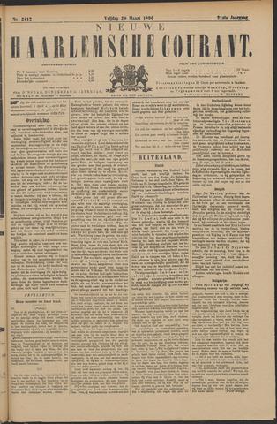 Nieuwe Haarlemsche Courant 1896-03-20