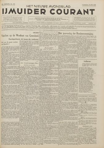 IJmuider Courant 1938-04-20