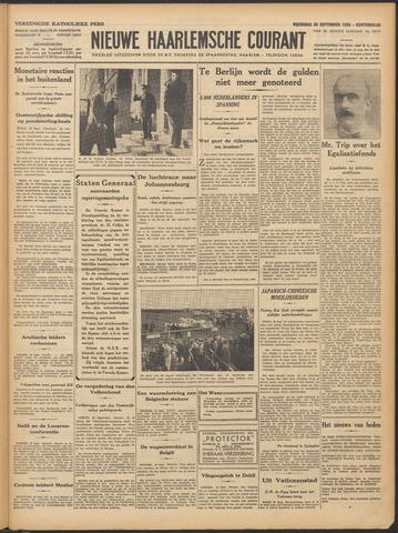 Nieuwe Haarlemsche Courant 1936-09-30