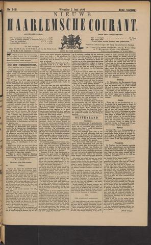 Nieuwe Haarlemsche Courant 1896-06-03