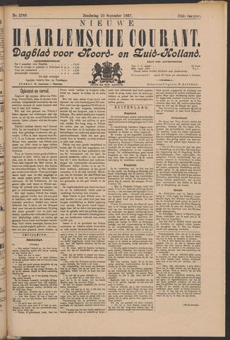Nieuwe Haarlemsche Courant 1897-09-23