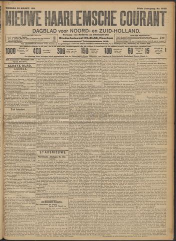 Nieuwe Haarlemsche Courant 1911-03-28