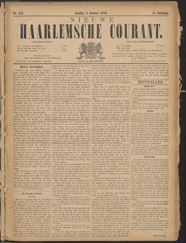 Nieuwe Haarlemsche Courant 1880-01-04