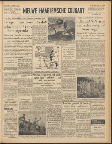 Nieuwe Haarlemsche Courant 1957-03-27