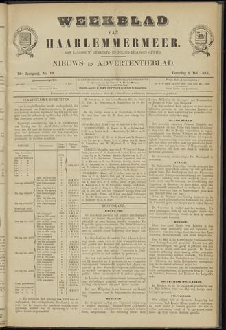 Weekblad van Haarlemmermeer 1885-05-09