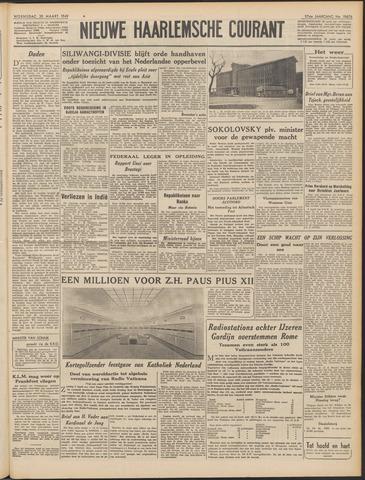 Nieuwe Haarlemsche Courant 1949-03-30