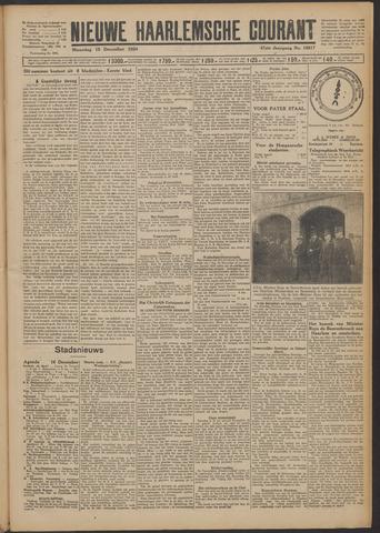 Nieuwe Haarlemsche Courant 1924-12-15