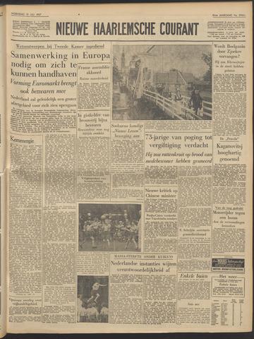 Nieuwe Haarlemsche Courant 1957-07-10