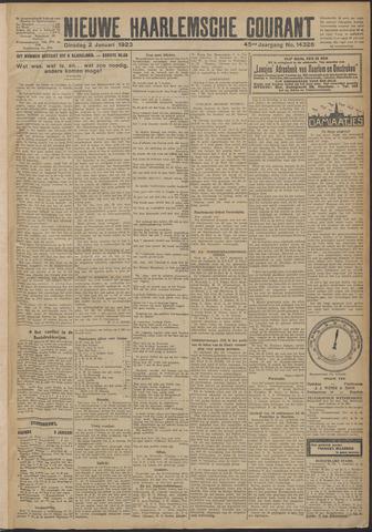 Nieuwe Haarlemsche Courant 1923-01-02