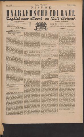 Nieuwe Haarlemsche Courant 1898-06-07