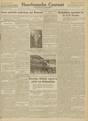 Haarlemsche Courant 1942-11-05