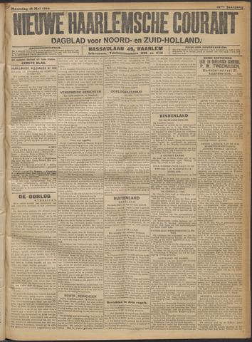 Nieuwe Haarlemsche Courant 1916-05-15