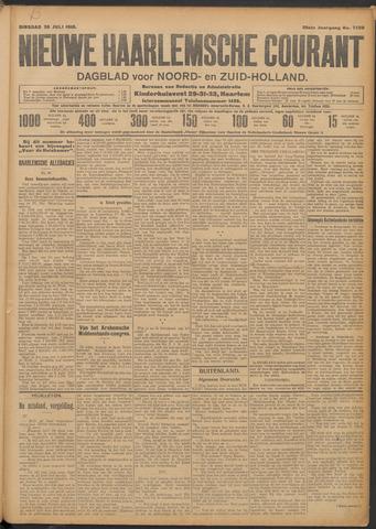 Nieuwe Haarlemsche Courant 1910-07-26