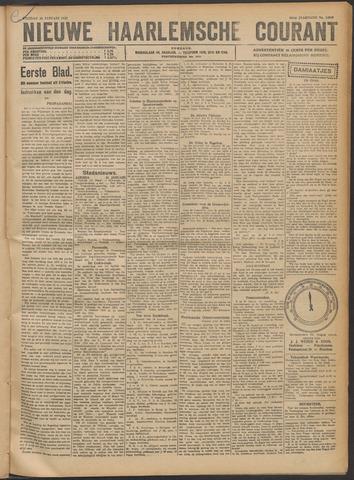 Nieuwe Haarlemsche Courant 1922-01-20