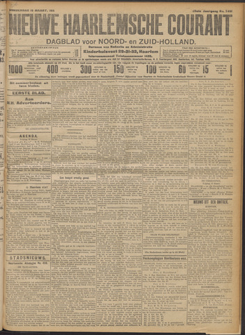 Nieuwe Haarlemsche Courant 1911-03-16