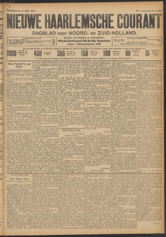 Nieuwe Haarlemsche Courant 1908-08-13