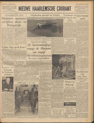 Nieuwe Haarlemsche Courant 1957-01-05