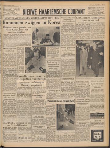 Nieuwe Haarlemsche Courant 1953-07-28