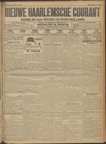 Nieuwe Haarlemsche Courant 1916-03-18