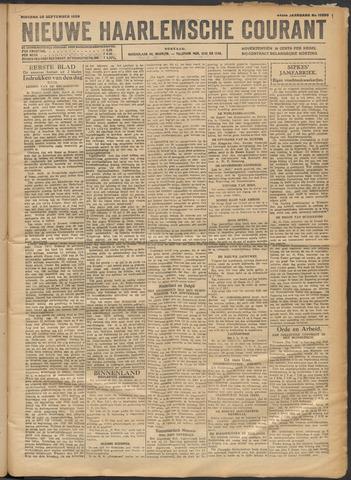 Nieuwe Haarlemsche Courant 1920-09-28