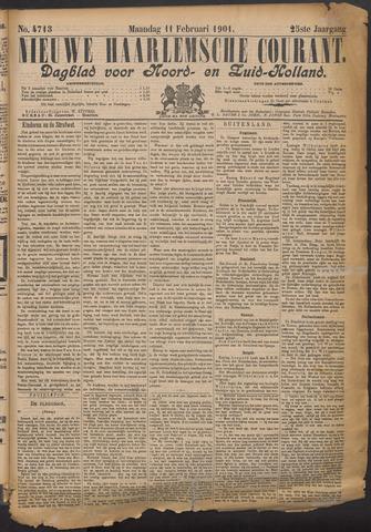 Nieuwe Haarlemsche Courant 1901-02-11