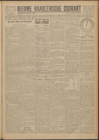 Nieuwe Haarlemsche Courant 1925-09-03