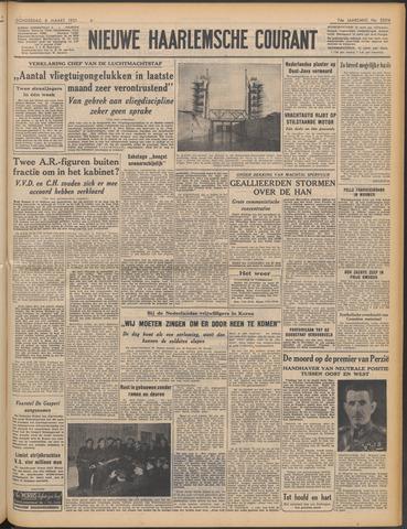 Nieuwe Haarlemsche Courant 1951-03-08