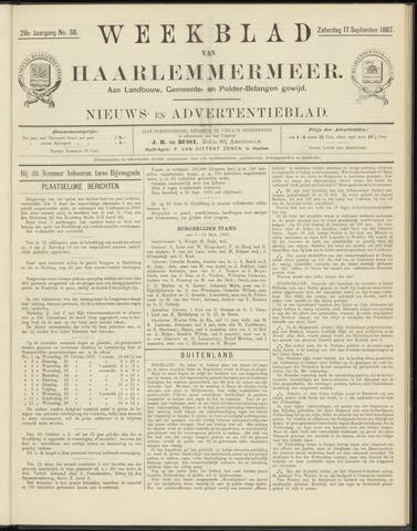 Weekblad van Haarlemmermeer 1887-09-17