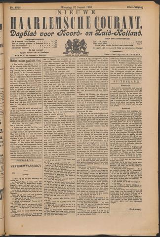 Nieuwe Haarlemsche Courant 1902-01-22
