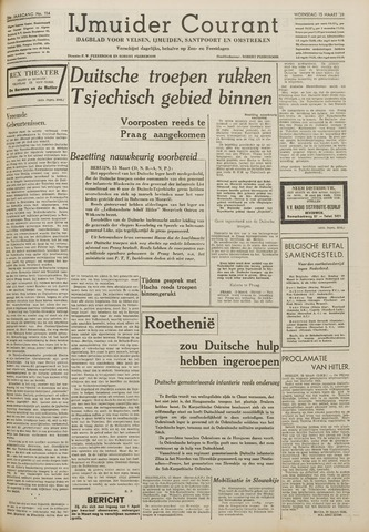 IJmuider Courant 1939-03-15