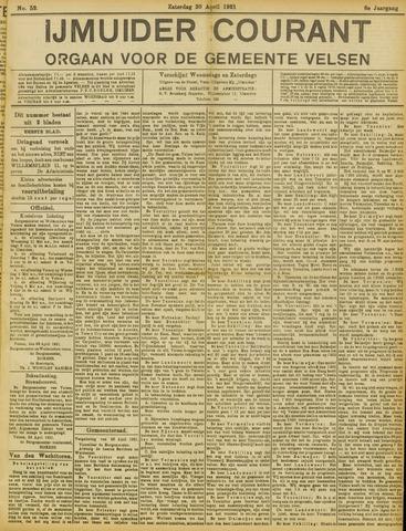 IJmuider Courant 1921-04-30