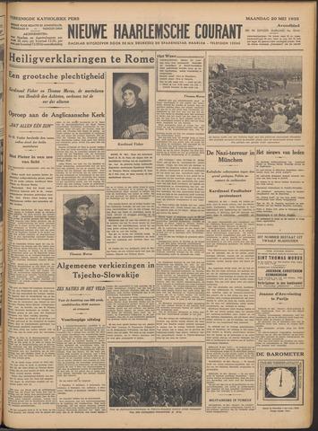 Nieuwe Haarlemsche Courant 1935-05-20