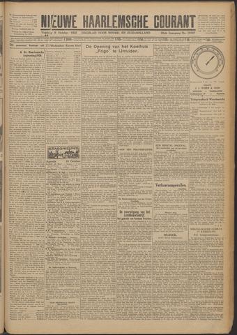Nieuwe Haarlemsche Courant 1925-10-09