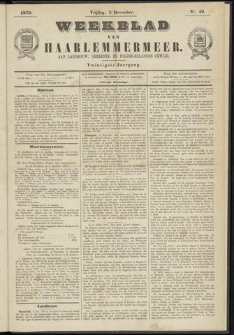 Weekblad van Haarlemmermeer 1879-12-05
