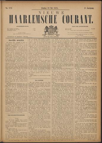 Nieuwe Haarlemsche Courant 1878-05-19