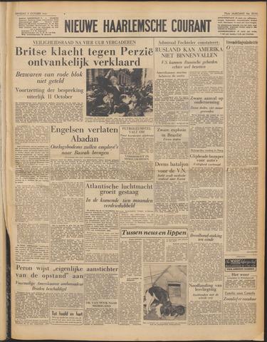 Nieuwe Haarlemsche Courant 1951-10-02