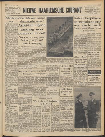 Nieuwe Haarlemsche Courant 1957-04-03