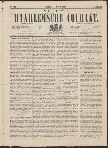 Nieuwe Haarlemsche Courant 1880-10-10