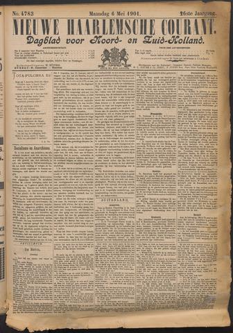 Nieuwe Haarlemsche Courant 1901-05-06