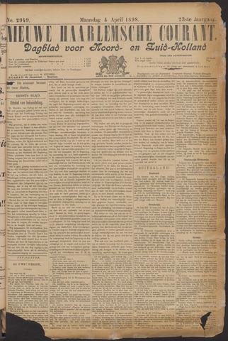 Nieuwe Haarlemsche Courant 1898-04-04