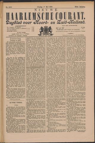 Nieuwe Haarlemsche Courant 1898-05-17