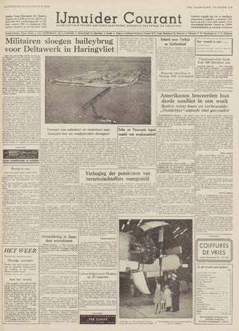 IJmuider Courant 1959-08-15