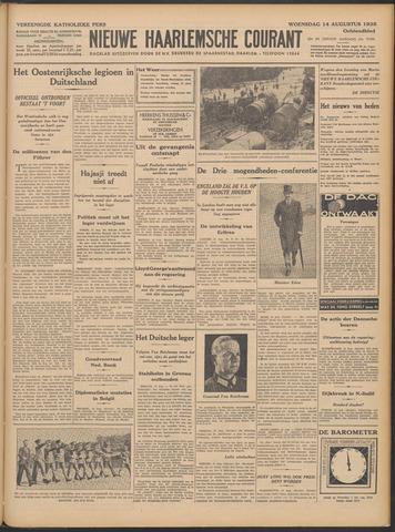 Nieuwe Haarlemsche Courant 1935-08-14