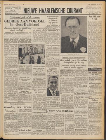 Nieuwe Haarlemsche Courant 1953-06-26
