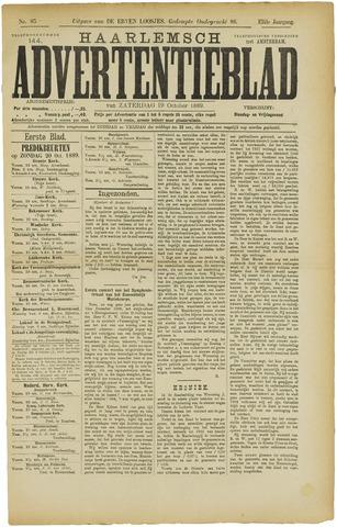 Haarlemsch Advertentieblad 1889-10-19