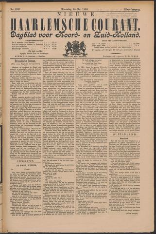 Nieuwe Haarlemsche Courant 1898-05-25